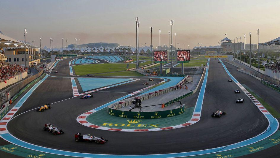 Circuito Callejero De Marina Bay : Formula 1